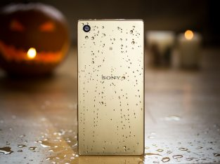 Sony Xperia Z5 Gold Edition