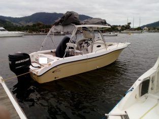 FISHING SAINT-TROPEZ 265 MERCURY OPTIMAX 225 2007