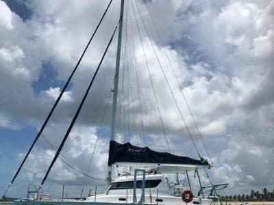Catamarã Pérola 33